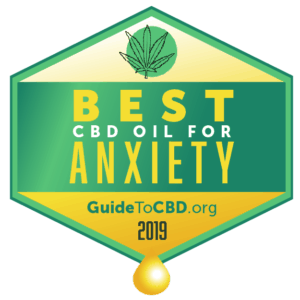 10 Best CBD Oils for Anxiety 2019 - Guide to CBD